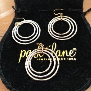 Tri Color Hoops